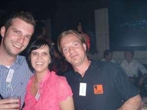 Fabian, Elena & Ralf