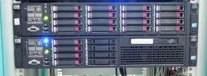 HPDL380G7- die neue Datenbank von content.de