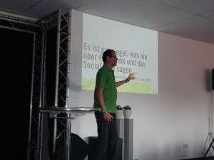 Vortrag von Stefan Freise