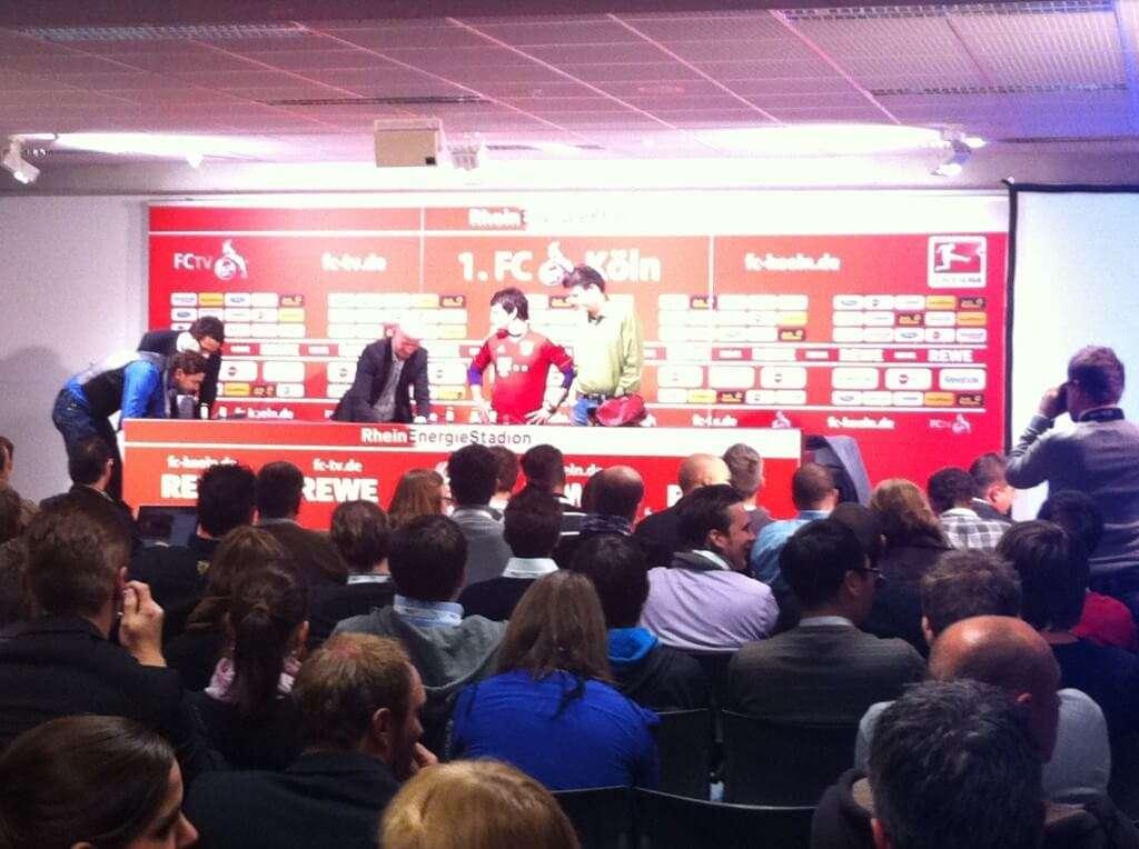 SEO Day 2011 Pressekonferenz