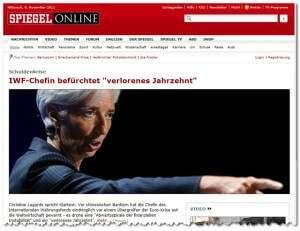 Spiegel online Teaser