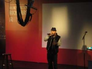 "Rapper ""Das Bo"" auf den Online Marketing Rockstars 2012"