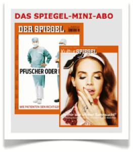 Spiegel Mini Abo