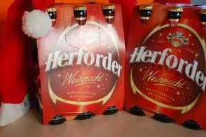 """Bier """"Herforder Weihnacht"""" - Präsent der content.de-Weihnachtsaktion 2012"""