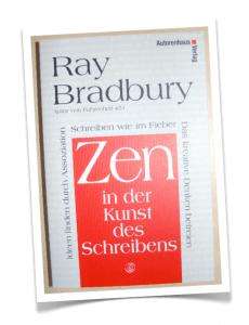 Buch Zen in der Kunst des Schreibens - Ray Bradbury