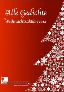 Download des E-Books aller eingereichten Weihnachtsgedichte 2012