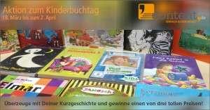 Autoren-Aktion im Vorgriff auf den Kinderbuchtag 2013