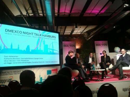 DMEXCO Night Talk Hamburg 2013