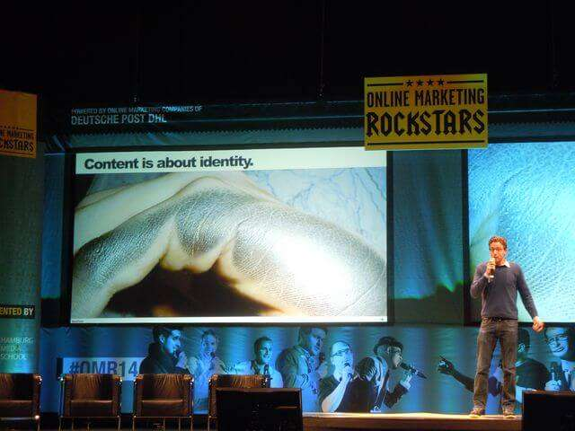 Online Marketing Rockstars 2014 - Johna Peretti