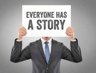 everyone has a story © Coloures-pic - Fotolia.com