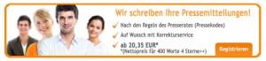 Pressemitteilungen schreiben lassen - content.de