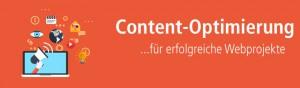 Content-Optimierung mit Inhalten von content.de