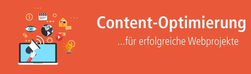 Content Optimierung durch content.de