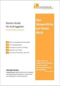 Starter-Guide kostenfrei herunterladen