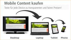 Mobile Content kaufen