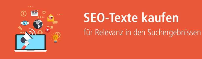 SEO-Texte von content.de - dem Profi für einzigartige Inhalte.