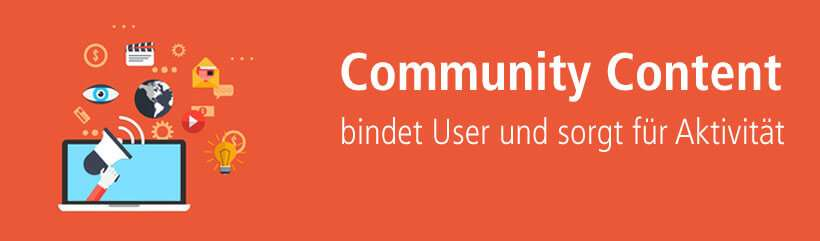 Content für Communities