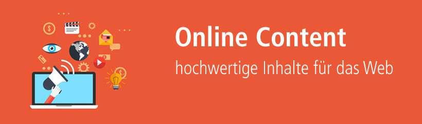 Online Content von content.de