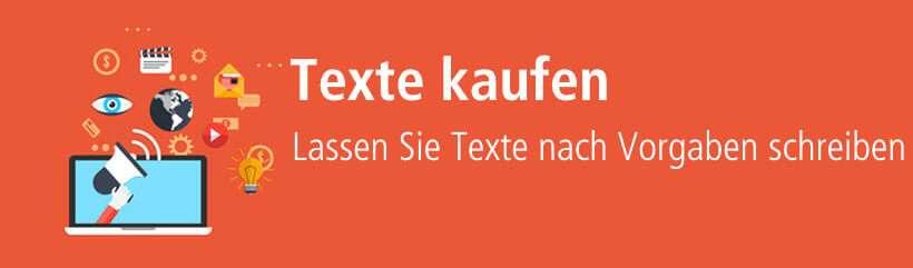 Texte kaufen bei content.de