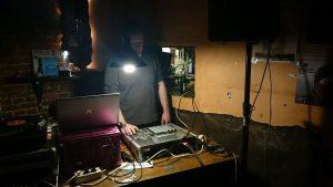Foto eines Live-Auftritts