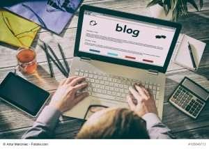 Textart Blogbeitrag
