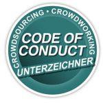 Crowdworking Code of Conduct Unterzeichner