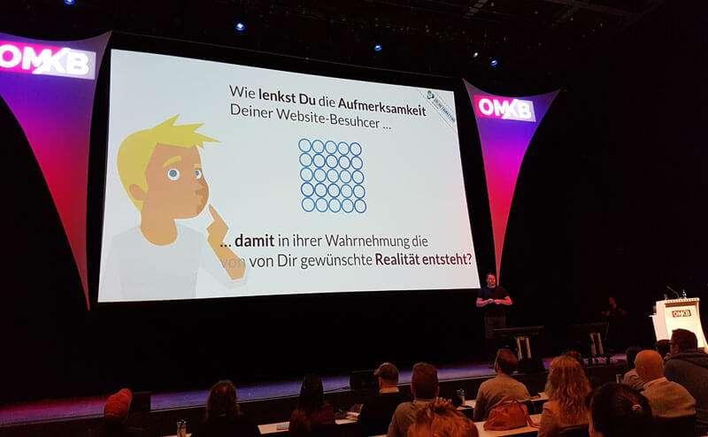 Karl Kratz bei der OMKB 2018 in Bielefeld