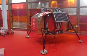 cebit 2018 Mission to Moon