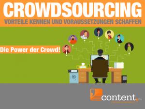 Was ist Crowdsourcing?