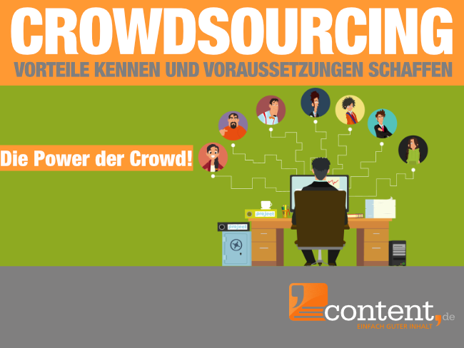 Was ist Crowdsourcing?